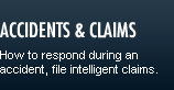 Accidents and Claims