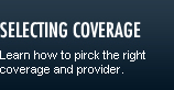 Selecting Coverage