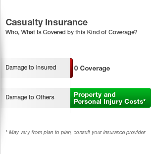 Casualty Insurance: An Overview